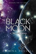 BLACK MOON - RUSSELL, ROMINA - NEW HARDCOVER BOOK