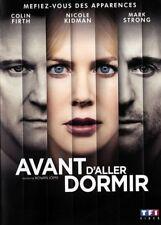Avant d'aller dormir (Nicole Kidman) - DVD