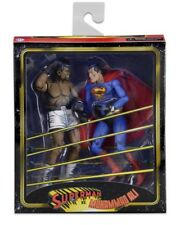 Superman vs Muhammad Ali Action Figure Neca 2 Pack Special Edition
