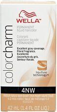 Wella Color Charm Liquid Hair Color, Medium Natural Warm Brown [4NW] 1.40 oz
