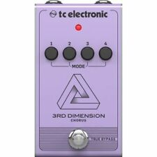 TC Electronic 3rd Dimension Modulations-effektpedal