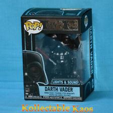 Star Wars Funko Pop 343 Darth Vader Electronic 9cm Figure Lights & Sound Cinema