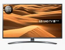 "LG 43UM7400PLB (2019) 43"" SMART 4K UHD HDR LED TV Freeview Play B Grade"