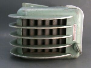 1930 's Vintage Accessory Hot Water Heater ' Red Head ' Art Deco