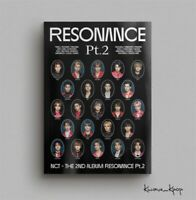 NCT THE 2ND ALBUM RESONANCE Pt.2 [ARRIVAL VERSION] KPOP SEALED NEW +TRACKING