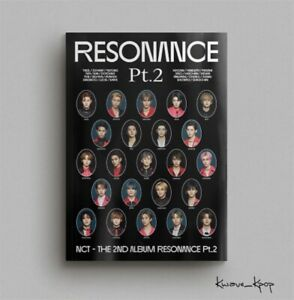 IN STOCK NOW!! NCT RESONANCE PT 2 ALBUM [ARRIVAL VER.] KPOP SEALED NEW  TRACKING
