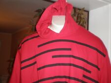 NWT ECKO UNLTD LIGHTWEIGHT HOODED TOP SZ:4XB 4XL 4X XXXXL RARE FIND