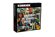 Grand Theft Auto IV 4 GTA - Kubrick 5 Figure Set Brand New