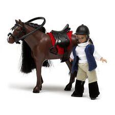 Lundby 60.8058 Smaland Pferd mit Mädchen