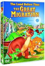 The Land Before Time 10 - The Great Migration [DVD][Region 2]