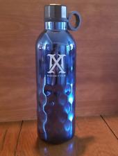 Madonna Madame X Tour Official VIP USA Blue Water Bottle Ltd Edition NOT BOOK