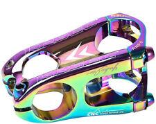KRSEC BMX XC Bike Stem 28.6*31.8*50mm MTB Bicycle Aluminium Alloy Handlebar Stem