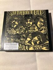 Jethro Tull Stand Up 2CD + DVD c/w pop up, UK Prog, as new condition