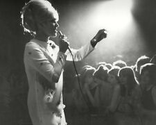 Dusty Springfield in Concert BW 10x8 Photo