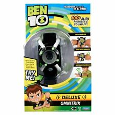 Ben 10 Deluxe Omnitrix Electronic Wrist Toy