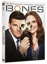 Bones - Stagione 12 (3 DVD) - ITALIANO ORIGINALE SIGILLATO -