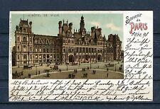 Belle excimer Paris, Souvenir de Paris, L 'Hôtel de Ville - 00114