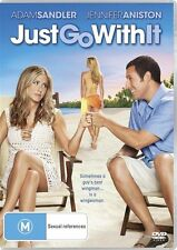 Just Go With It (DVD, 2011 release)