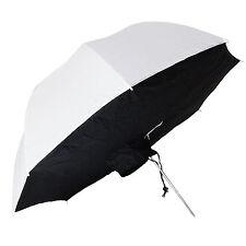 """Portable Studio Softbox Umbrella DynaSun PRO SB1005UB 43"""" White Black Diffusion"""
