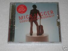 CD - MICK JAGGER - GODDESS IN THE DOORWAY - 2001 NUOVO!