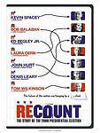 DVD - Drama - Recount - Kevin Spacey - Bob Balaban - Ed Begley, Jr. - John Hurt