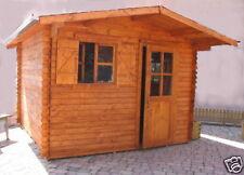 Casetta in legno 200 x 200 porta+finestra