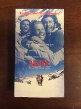 Alive (VHS, 1993) VHSshop.com