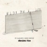My Favourite Faded Fantasy - Damien Rice CD Sealed ! New ! 2014 !