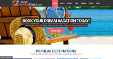 Established Profitable TRAVEL Booking Online BUSINESS Turnkey Website For Sale