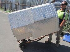 alluminium ute / truck /one tonne / 4WD toolbox