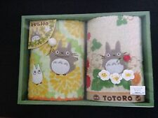 * Brand New * Totoro Towel Gift Set