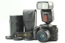 [N.Mint] Minolta a-7 a7 Alpha 7 Maxxum Dynax & AF Zoom 35-105mm f3.5-4.5 JP #034