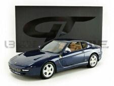 Voitures miniatures bleus Ferrari