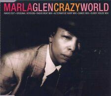 Marla Glen Crazy world (1999)  [Maxi-CD]