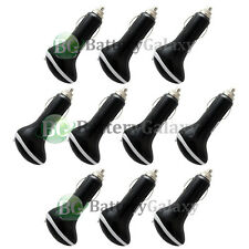 10 New Usb Rapid Car Charger Adapter for Samsung Galaxy S6 S7 S8 Note 3 4 5 7 8