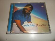 CD  Bailey Philip - Life and Love