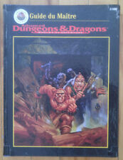 Dungeons & Dragons 2.5 Dungeon Master's Guide (revised french) TSR