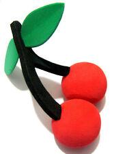 Fashion Cute Red Cherry Antenna Balls Car Aerial Ball Antenna Topper Decor Ball