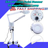 3in1 800W  Ozone Facial Steamer Cold Light LED 5X Magnifier Floor Lamp