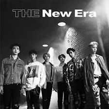 New GOT7 THE New Era First Limited Edition Type C CD DVD Booklet Card Japan