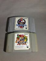 Dairanto Super Smash Bros. | Mario Kart set Japan N64 Nintendo 64
