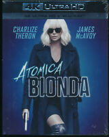EBOND Atomica bionda 4K ULTRA HD + BLU-RAY D366008
