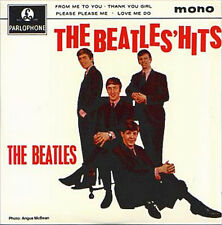 THE BEATLES HITS EP - 1969 issue EX + / EX+