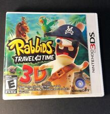 Rabbids [ Travel in Time 3D ] (3DS) USED