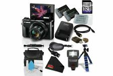 Canon PowerShot G7 X Mark II Digital Camera Bundle 3