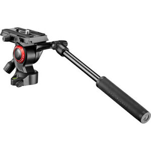 Manfrotto Befree Live Fluid Video Head #MVH400AH (UK Stock) BNIB 501PL Quick Rel