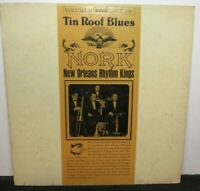 TIN ROOF BLUES NORK NEW ORLEANS RHYTHM KINGS VOL 2 (VG+) RLP-146 LP VINYL RECORD