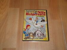 EL MARAVILLOSO VIAJE DE NILS HOLGERSSON LA PELICULA ANIME EN DVD N. PRECINTADO