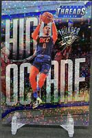 2018-19 Panini Threads Russell Westbrook #2 High Octane Dazzle Refractor Thunder
