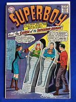 "Superboy #123 (09/65) ""The Curse of the Superboy Mummy""; VG/FN"